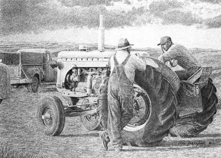 Tractors and Farm Equipment